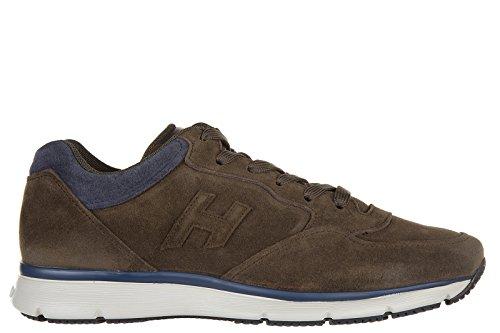c9bdc5d6ad3e4 Hogan scarpe sneakers uomo camoscio nuove traditional usato Spedito ovunque  in Italia