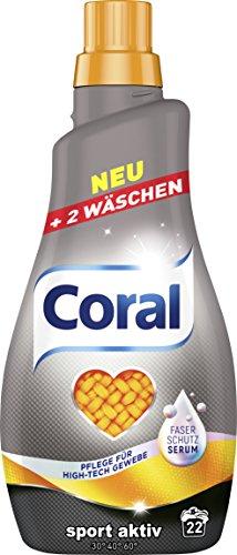 Coral Sport Activ flüssig 44 WL, 2er Pack (2 x 22 WL)