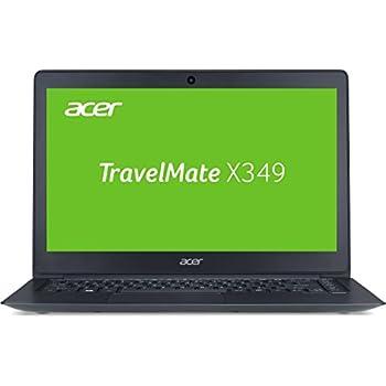 "Acer TravelMate X349-M-72WU 2.5GHz i7-6500U 14"" 1920 x 1080Pixel Nero Computer portatile"