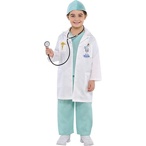 Doktor Kostüm Kinder - Arzt Kostüm