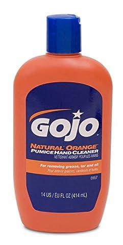 Gojo Orange Grippit Bottle Soap 2x414ml