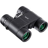 QUNSE Mini 8x32 Binocolo per Osservazione Degli uccelli, Leggero e Portatile, Chiaro per Osservazione Degli uccelli, Adatto per gli Sport All'aria Aperta e
