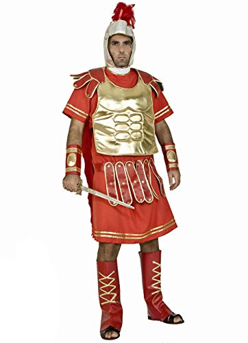Soldat Für Kostüm Theater Erwachsenen - TH-MP Gladiator Kostüm Römischer Soldat Krieger Römer Herrenverkleidung Größe M