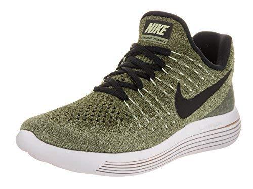 Nike W Lunarepic Low Flyknit 2 - Palm Green/Black-Vapor Green-r, Größe:7 - Schuhe Nike Neueste Damen
