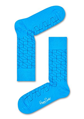 Happy Socks Optic Sock (Light Blue) -