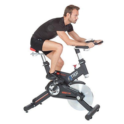 Fytter RI-09R - Bicicletas estáticas Spinning Fitness