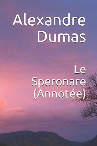 Le Speronare (Annotée)