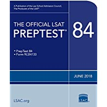 The Official LSAT PrepTest 84 (English Edition)