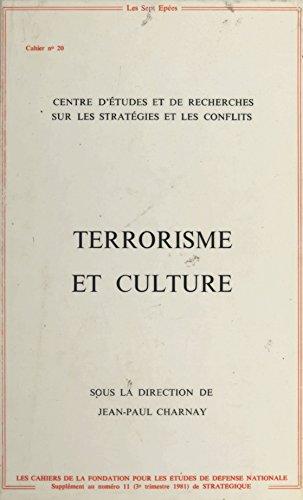 Terrorisme et Culture