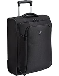 Ellehammer Ronne Polyester 71 cms Black Softsided Suitcase (51021)