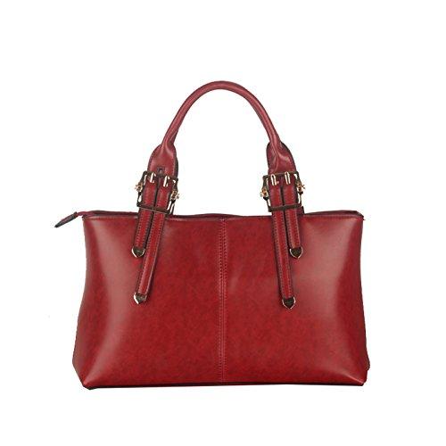 NiaNia - Sacchetto donna Rosso (Vino)