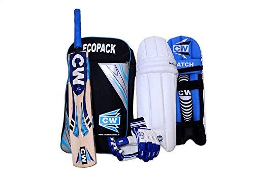 Zoom IMG-1 cw sport cricket kit blu