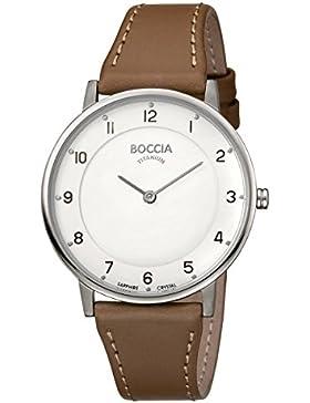 Boccia Damen-Armbanduhr 3259-01