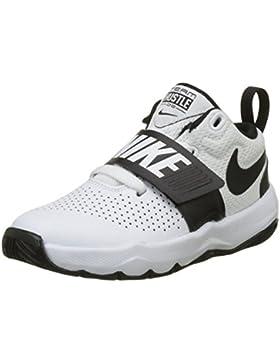 NIKE Team Hustle D 8 (PS), Zapatillas de Baloncesto para Niños