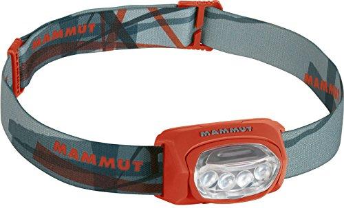 Mammut T-Trail Stirnlampe - Kopflampe Farbe salsa