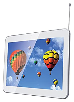 iBall Slide 1026-Q18 Tablet (10.1 inch, 8GB, Wi-Fi+3G+Voice Calling), White