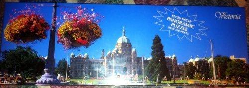 Panoramic Puzzle, image is of Victoria Legislative Buildings by Impact - Legislative Building