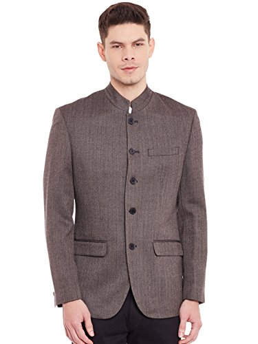 Envoy Men's Slim Fit Blazer EN000101-C_Grey_40  available at amazon for Rs.1519
