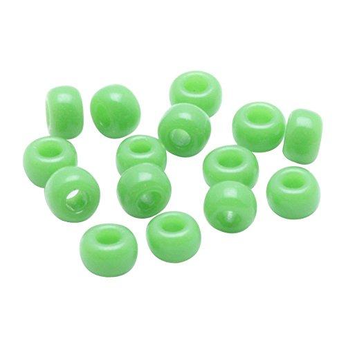 Miyuki Runde - kleine Perle Blisterpackung 11/0 Außendurchmesser 2 mm Nr. 411 7 g in (Runde 11/0 Miyuki)