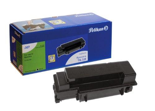 Preisvergleich Produktbild Pelikan Toner-Kit 1307TKHC ersetzt Kyocera TK-320, Schwarz, 15000 Seiten