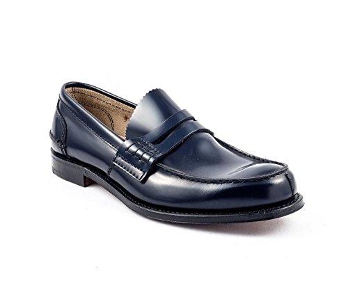 CHURCH'S, Chaussures basses pour Homme Bleu