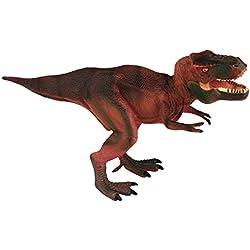 Tiranosaurio Rex Juguete- T Rex Figura de Dinosaurio Súper Realista Juguetes- TPR Resistente Moldes Dinosaurios de Juguete Figura y Regalo Colección para Niños