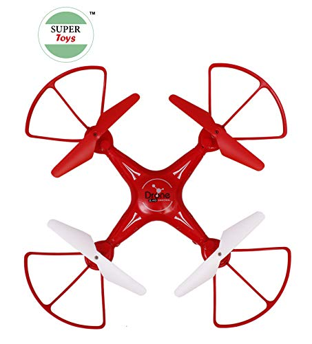SR ENTERPRISES H010, Strong and Flexible Body, Quad-Copter 6-AXIS GYRO, 360 Degree, with USB Charger and RC
