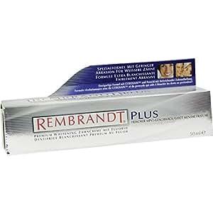 Rembrandt Anti Verfärbung Zahncreme, 50 ml