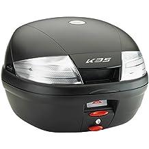 KAPPA K35NT Top Case, colore: nero