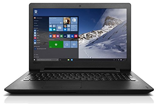 Lenovo-Ideapad-110-15ACL-Porttil-de-156-AMD-E-Series-E1-7010-4-GB-de-RAM-HDD-de-500-GB-Intel-HD-Graphics-5500-Windows-10-negro-Teclado-QWERTY-Espaol