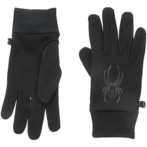 Spyder Guanti Stretch Fleece Conduct Glove Black M