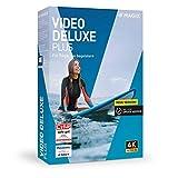 Video deluxe 2020 Plus - Für Filme, die begeistern|Plus|2 Geräte|unbegrenzt|PC|Disc|Disc -
