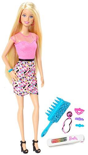 Regenbogen-Haar Barbie