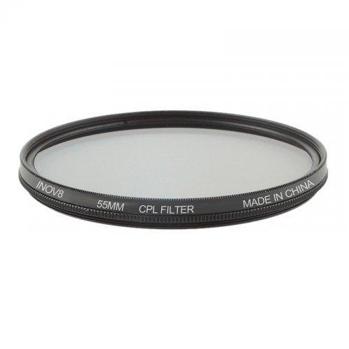 Inov8 Circular Polarising Filter (55mm)