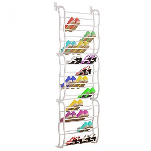 high-quality-36-pair-over-the-door-shoe-hook-hanging-shelf-rack-holder-storage-organiser-by-onlinedi
