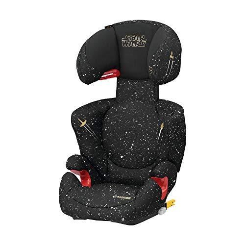 Maxi-Cosi Rodi XP Fix Kindersitz, mitwachsender Gruppe 2/3 Autositz (15-36 kg), mit ISOFIX, nutzbar ab 3,5 bis 12 Jahre, Star Wars