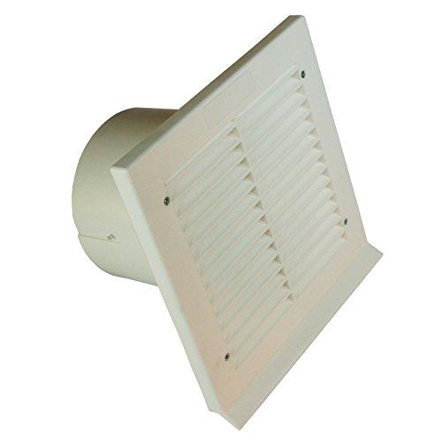 bielmeier-v650191-system-125-rejilla-para-sistema-de-ventilacion-conector-redondo-color-blanco