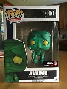 Amumu Funko Pop! League of Legends Gamestop Exclusive