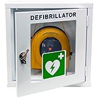 MedX5 universal Defibrillator Metall Wandkasten für Innen, pulverbeschichtet für alle AED's ohne Alarm preisvergleich bei billige-tabletten.eu