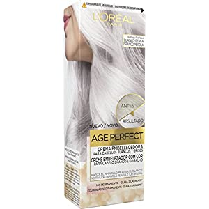 L'Oréal Paris Casting Crème Gloss Age Perfect Crema Embellecedora con Color, Tono Beige – 3 Paquetes de 116 gr – Total: 348 gr