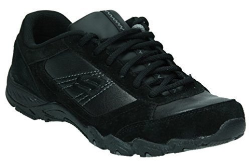 SKECHERS Shoes - Sneaker ENDEAVOR GLOBETROTTER - 48963 black