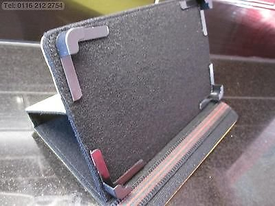 Gelb Multi Winkel Case/Ständer für Coby Kyros Internet Tablet MID7042 (Netzkabel Für Coby Tablet)