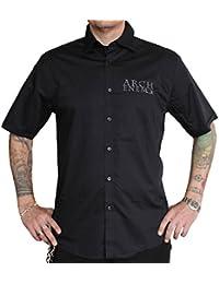 Arch Enemy, Workershirt, Hemd, Skull