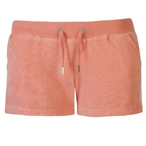 Serviette de plage pour femme Shorts Short de Surf banane & Brody Co Gym Rose - Pêche