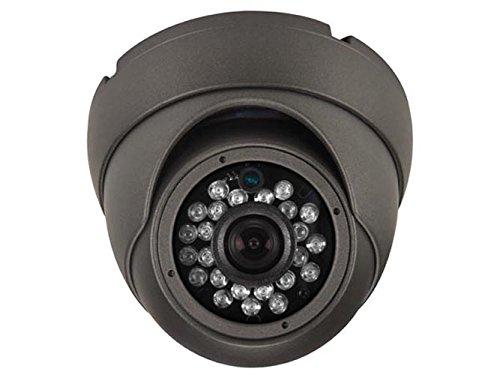 Telecamera di sorveglianza a cupola esterna-HD-TVI/CVI/AHD/Analog. 1080P