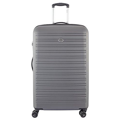 DELSEY PARIS SEGUR Koffer, 78 cm, 117 liters, Grau (Gris) -
