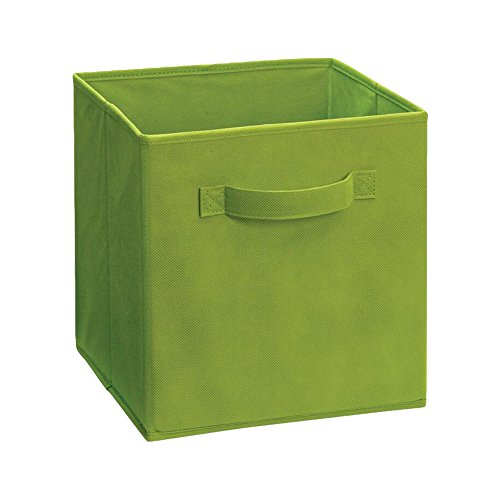 Cuadrado plegable juguete cubo cajas almacenamiento