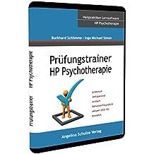 Prüfungstrainer HP Psychotherapie: Software CD mit Lernprogramm zur Prüfungsvorbereitung