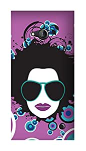 SWAG my CASE PRINTED BACK COVER FOR NOKIA LUMIA 730 Multicolor