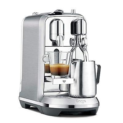 Sage by Heston Blumenthal Nespresso Creatista Coffee Machine by Sage